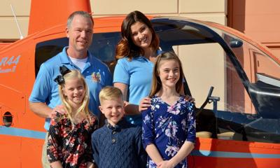 The Clifton family, Western Sky Helicopters