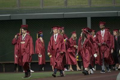 Desert Mountain High School Grads