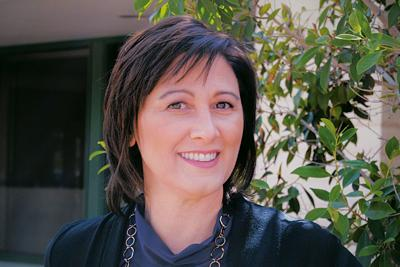 SUSD Governing Board President Barbara Perleberg