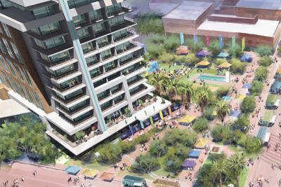 Museum Square development