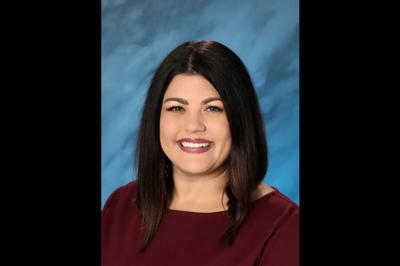 Anasazi Elementary School Principal Jennifer Waldron