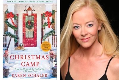 Scottsdale author Karen Schaler brings Christmas in July
