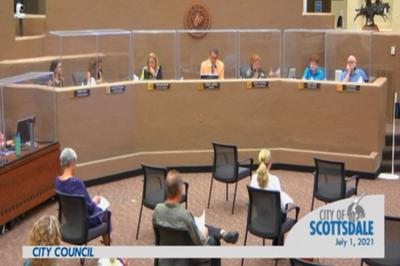 The Scottsdale City Council