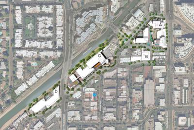 Scottsdale proposed South bridge