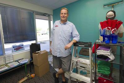 Fresh Coat Painters owner Michael Gorman