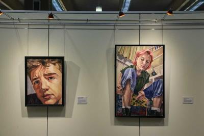 Scottsdale-based artist Dana Corbo