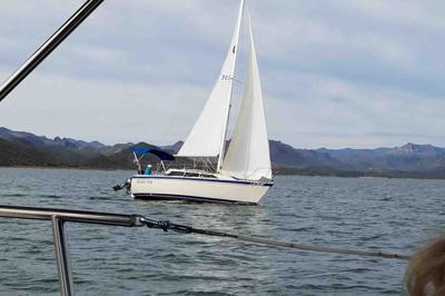 The Lake Pleasant Sailing Club