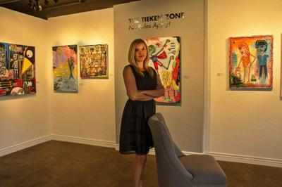 Royse Contemporary gallery owner Nicole Royse