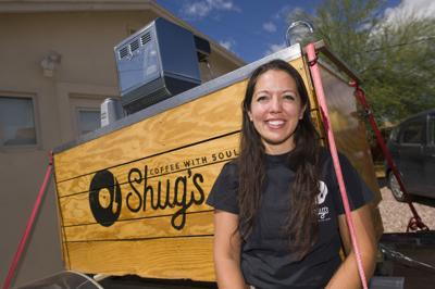 Shug's blends beans, music and charity