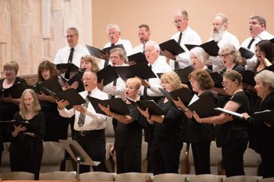 N. Scottsdale UM choir bound for Europe tour United Methodist Church adult Chancel