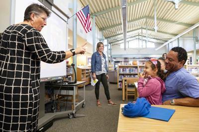Cochise Elementary kindergarten