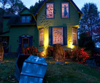 Halloween Airbnb