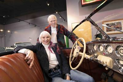 Clive and Janet Cussler