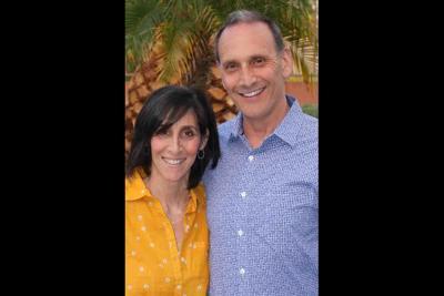 Deena and Sandy Goldstein