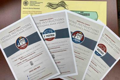 Scottsdale early ballots