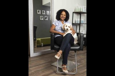 Glendale resident Mimi Armenteros Dream Curls Salon