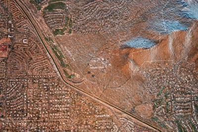 Desert Edge project