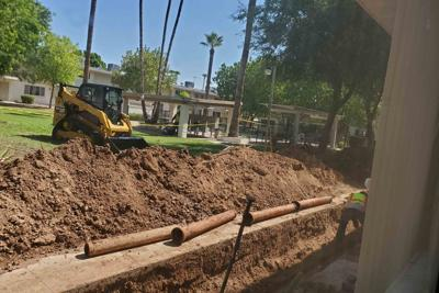 Peterson Plumbing Scottsdale East Homes