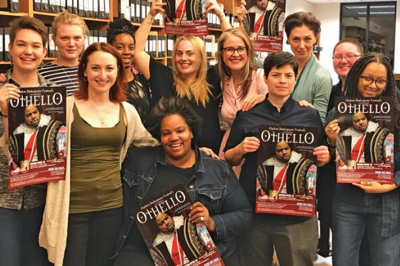 All Female Othello