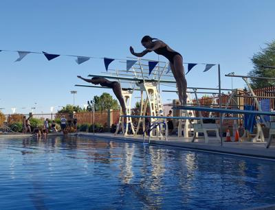 Scottsdale Prep swim