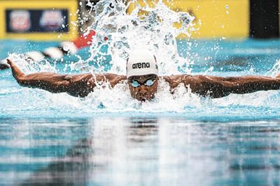 Giles Smith Scottsdale Olympic Athlete Injury