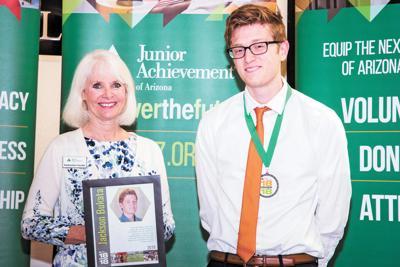 Scottsdale youth makes '18 Under 18' list Katherine Cecala Jackson Bukata
