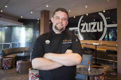 ZuZu Executive Chef Russell LaCasce