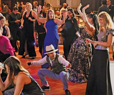 Galas are back nonprofits