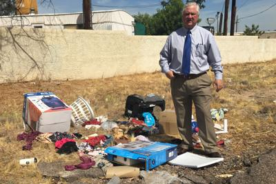 Scottsdale wary of illegal dumping influx from Phoenix