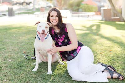 Scottsdale home to 'Dog Mom of the Year' incredibull stella