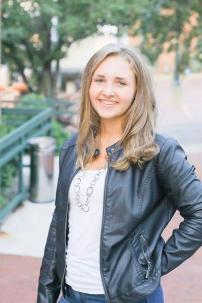 Senior Profile: Morgan Gove