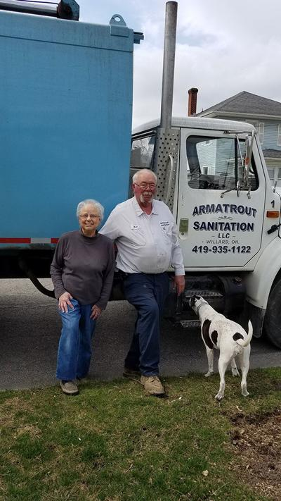 Ruth and Bill Armatrout half sold the family business to Republic.