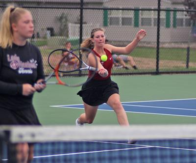 Lady Flashes still perfect in Bay competition