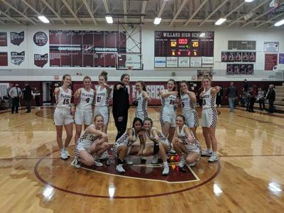 WHS girls win Sectional