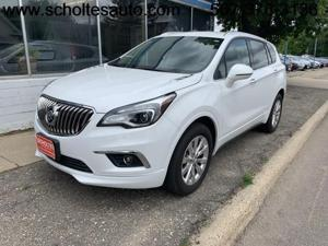 Used 2018 Buick Envision ESSENCE AWD