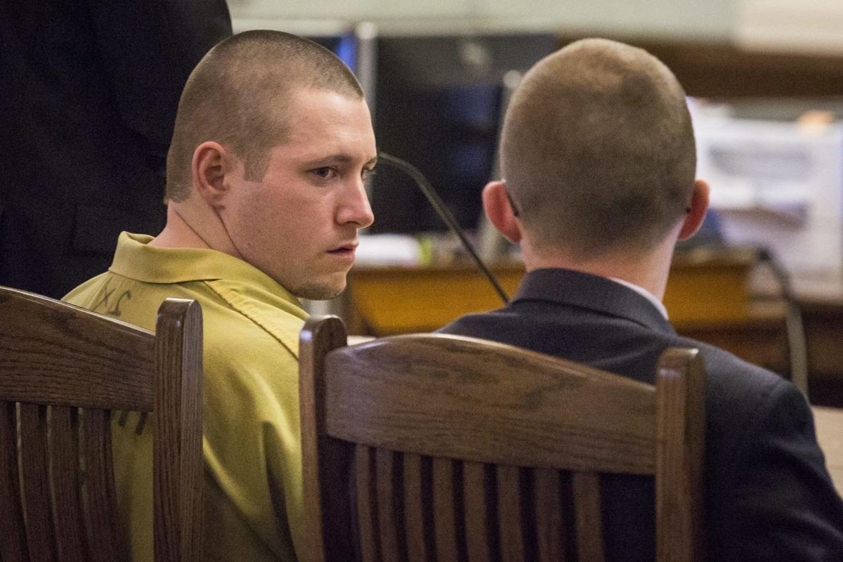 Roden sentenced to prison for probation violation