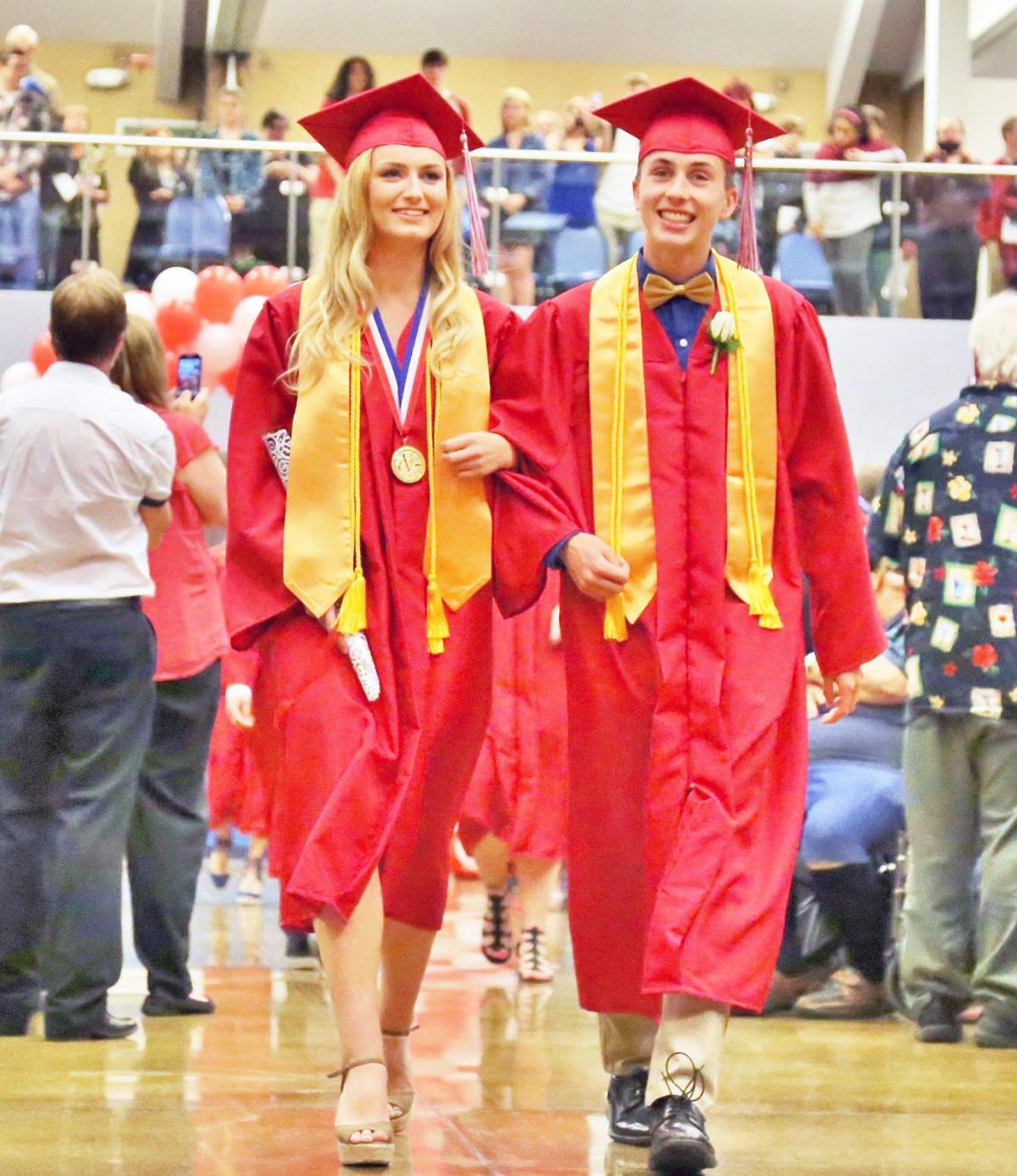Seaside graduates look to the future
