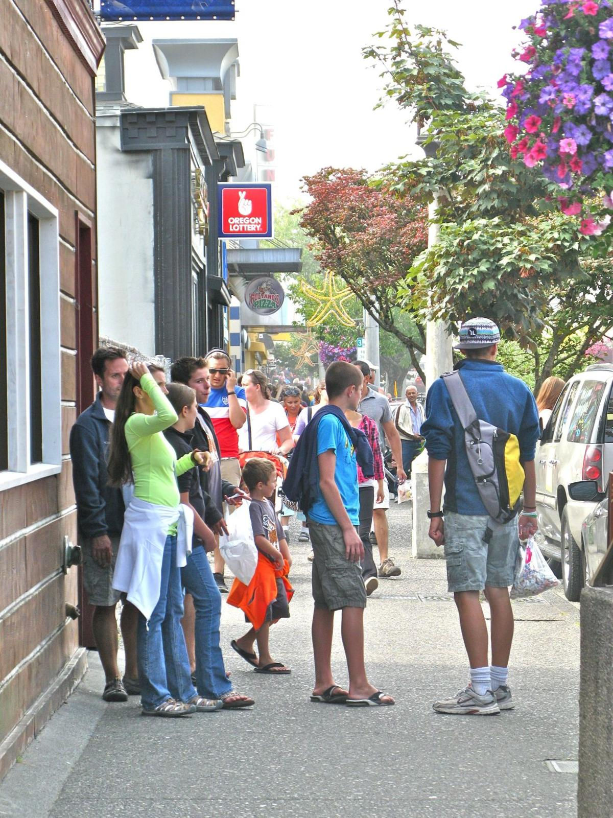 Statistics indicate no lack of visitors to South County