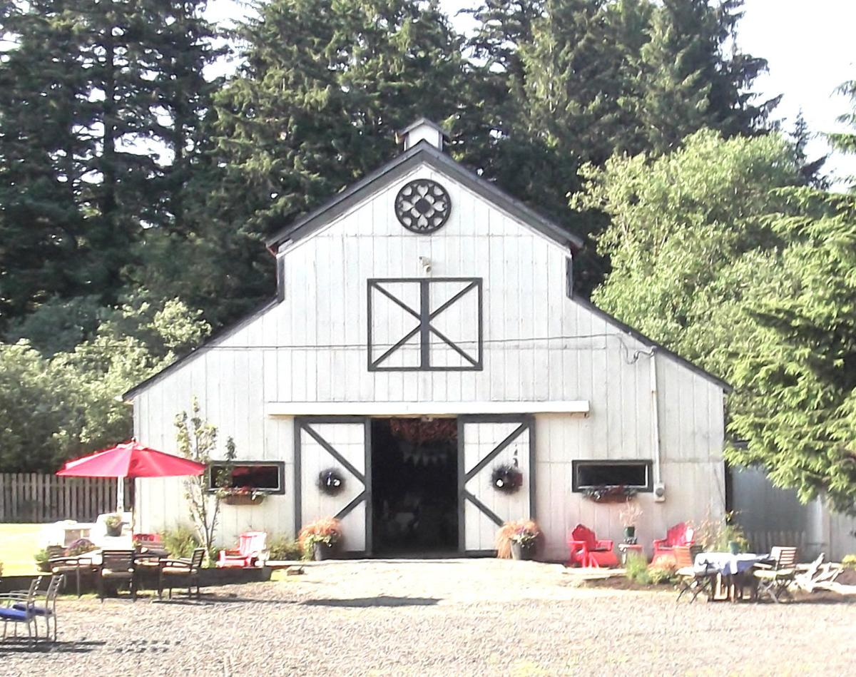Gearhart barn owner fires back