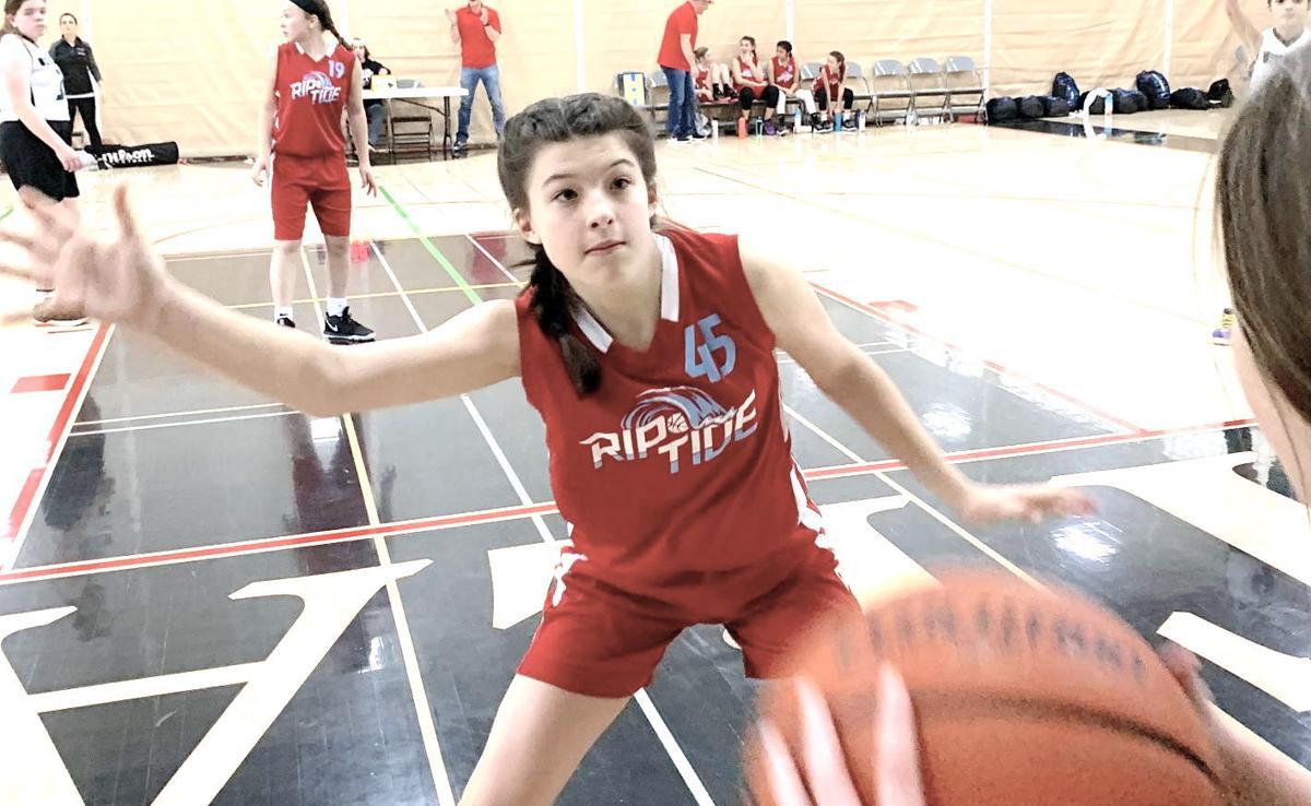 Lily Miller, Riptide basketball