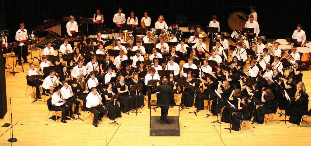 Musicians star at state competition