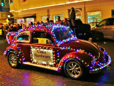 Entries will glow in Parade of Lights