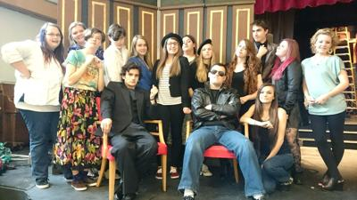 High school ventures into the land of 'The Bold, Young and Murdered'