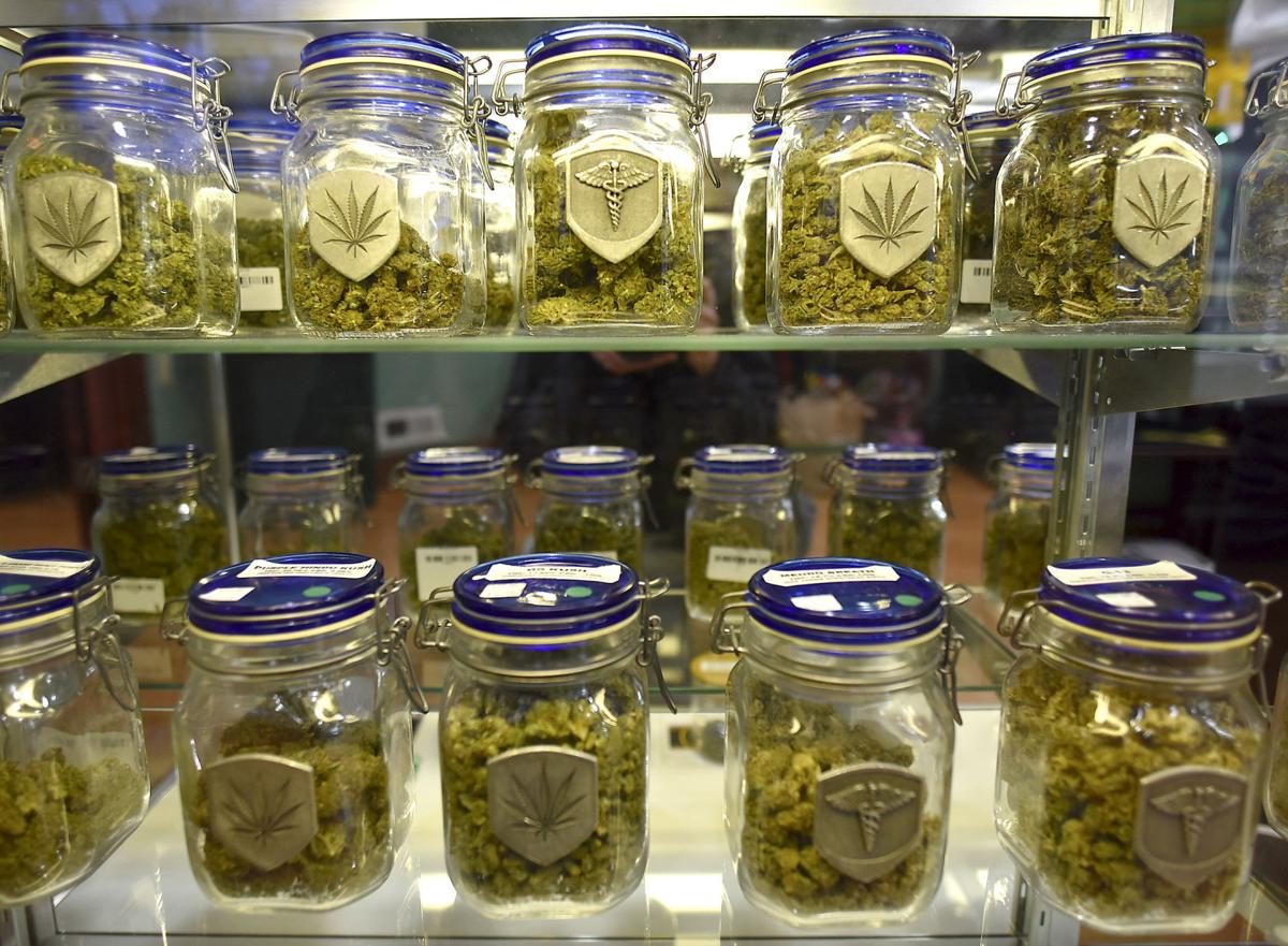 Gearhart to send pot tax measure to voters