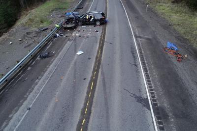 Two dead after Highway 26 crash