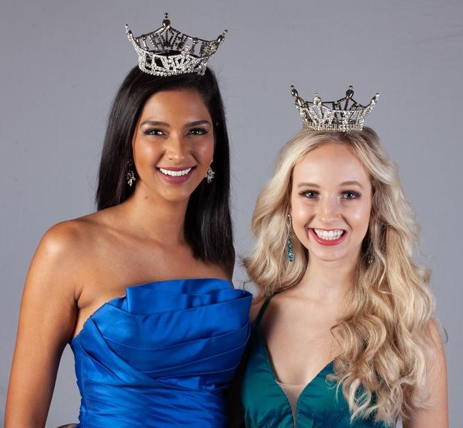 Miss Oregon and Miss Oregon Outstanding Teen