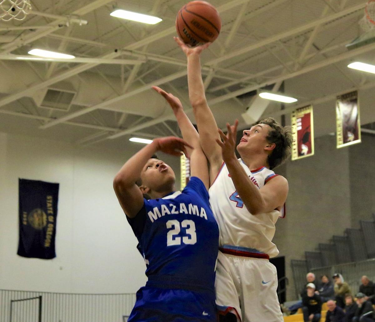 Boys basketball: Seaside reaches Final Four with win over Mazama