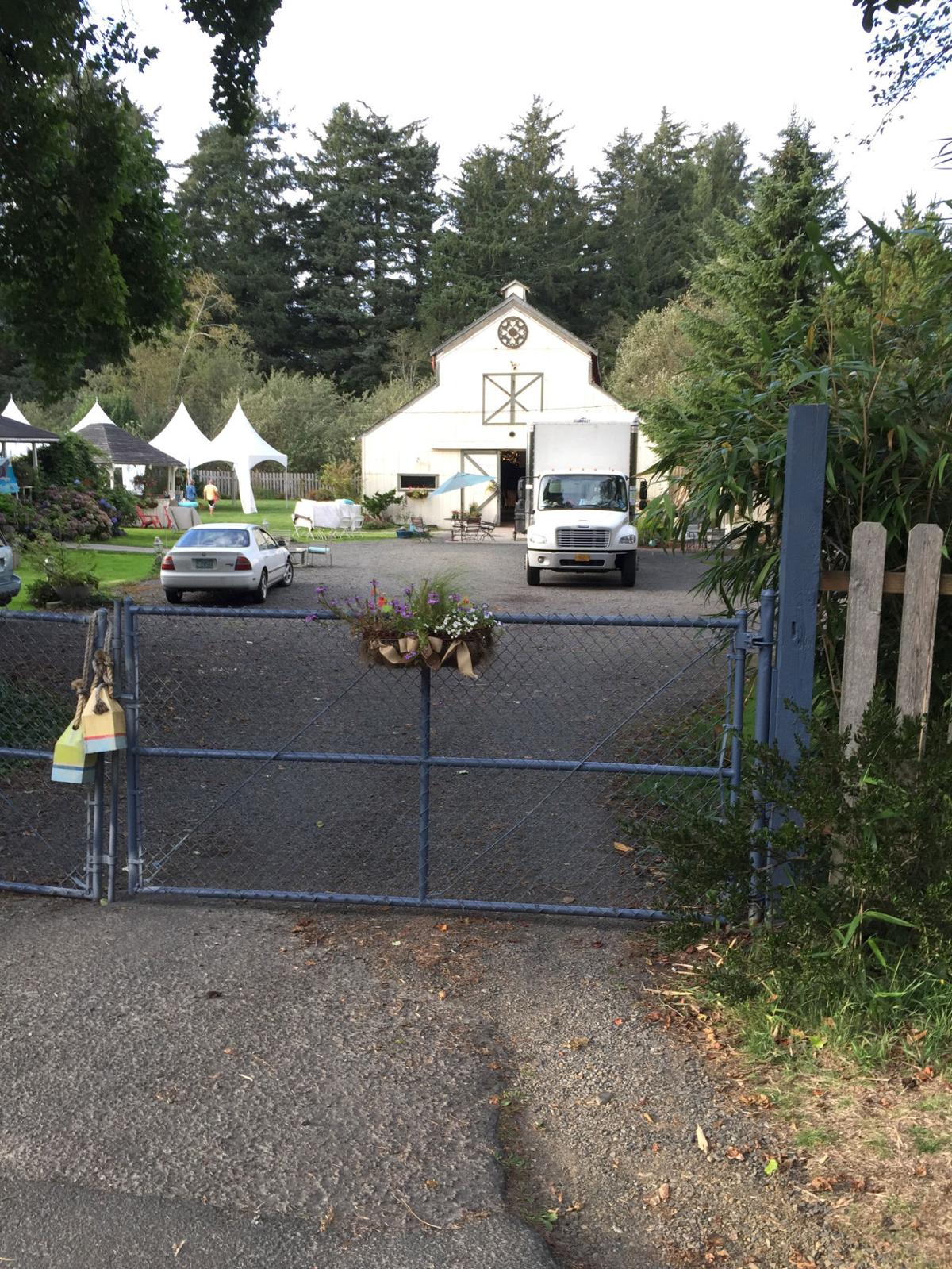Neacoxie barn owner asks Gearhart to drop fines