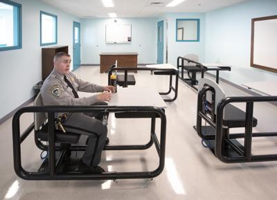 Mentally ill inmates get help