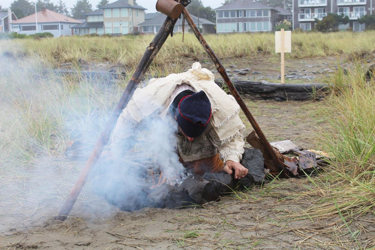 Lewis And Clark Ford >> Salt Stories Lewis And Clark Salt Makers Returns To Seaside